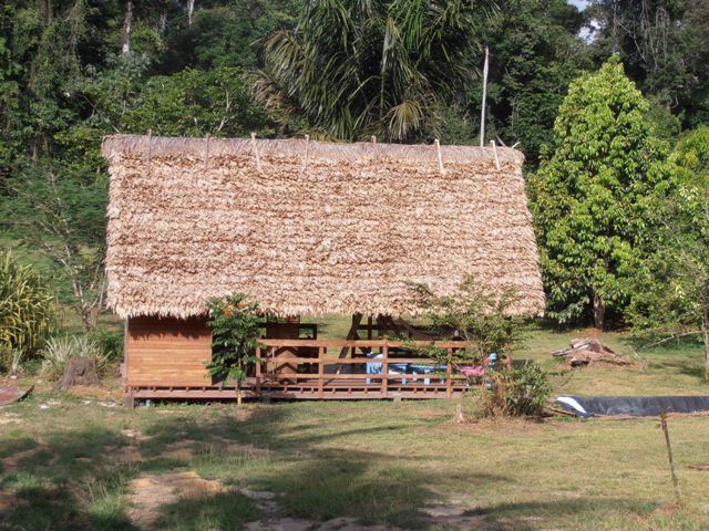 Gîte Moutouchi. Photo : Moutouchi-Guyane