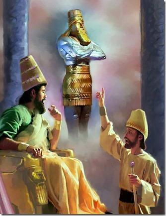 El profeta Daniel y el sueño de Nabucodonosor