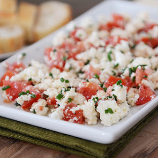 Amazing and Simple Greek Feta Dip