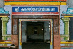 Thiru Aakkoor – Main Deity Shrine