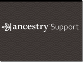 Ancestry Support Center