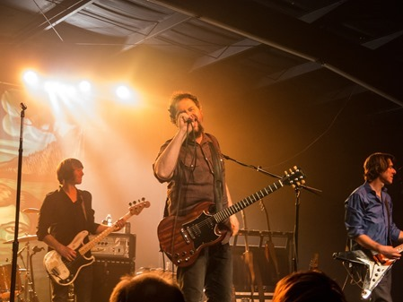Drive by Truckers concert review Track 29