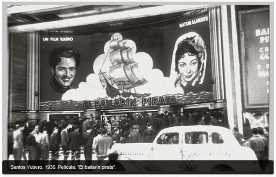 El Portal de Archivos recuerda cómo eran las carteleras madrileñas entre 1936 y 1971