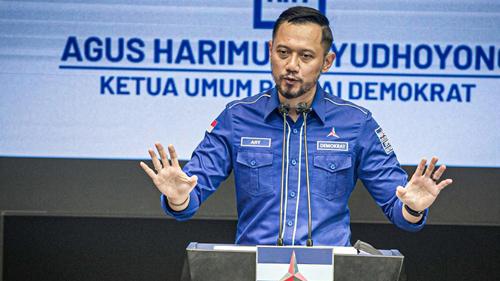 AHY Klaim Masa Keemasan Indonesia Berada di Era SBY
