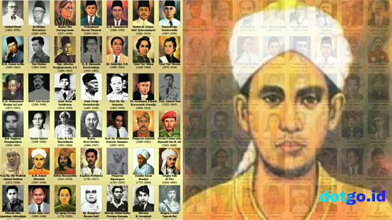 Foto Pahlawan Dari Jawa Barat