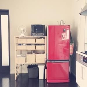 食器棚 無印ユニットシェルフ キッチン収納