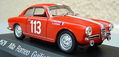 4579 Alfa Romeo Giulietta Sprint 1957