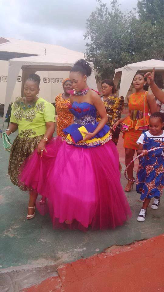 sepedi traditional attire for 2017