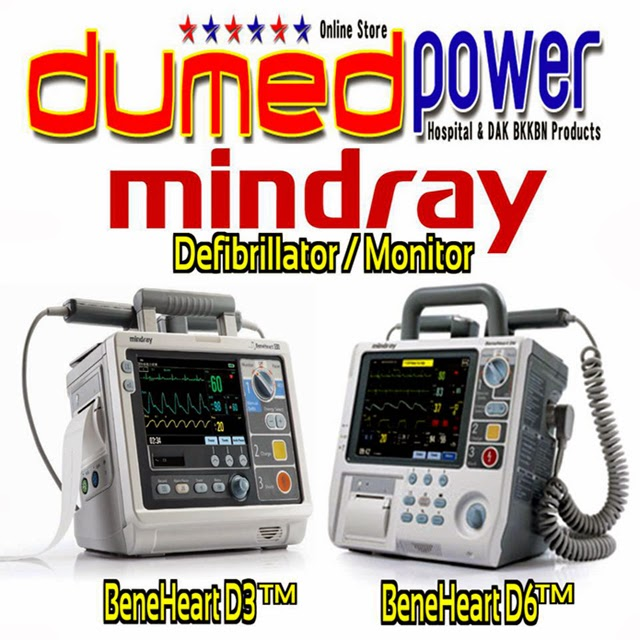 Mindray-Products-Defibrillator-Monitor-BeneHeart-D3-BeneHeart-D6-Made-in-China