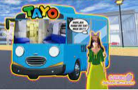 ID Rumah Bus Tayo Di Sakura School Simulator Cek Disini