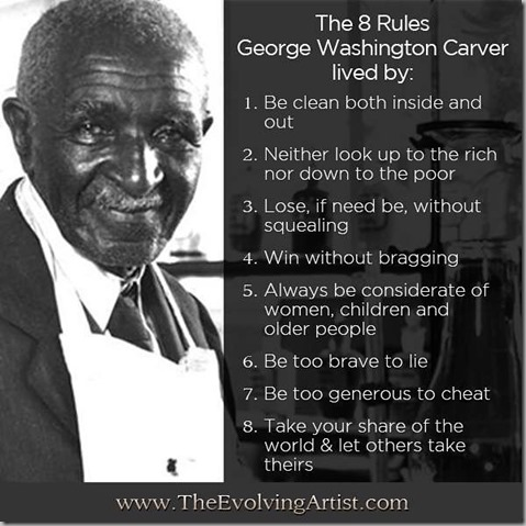 8 rules gwc lived by