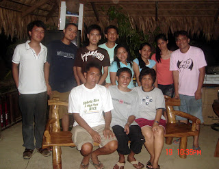 April 20: Ericson Guillermo's Residence (Sta. Maria, Ilocos Sur)