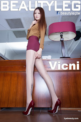 [Beautyleg]2014-07-11 No.999 Vicni