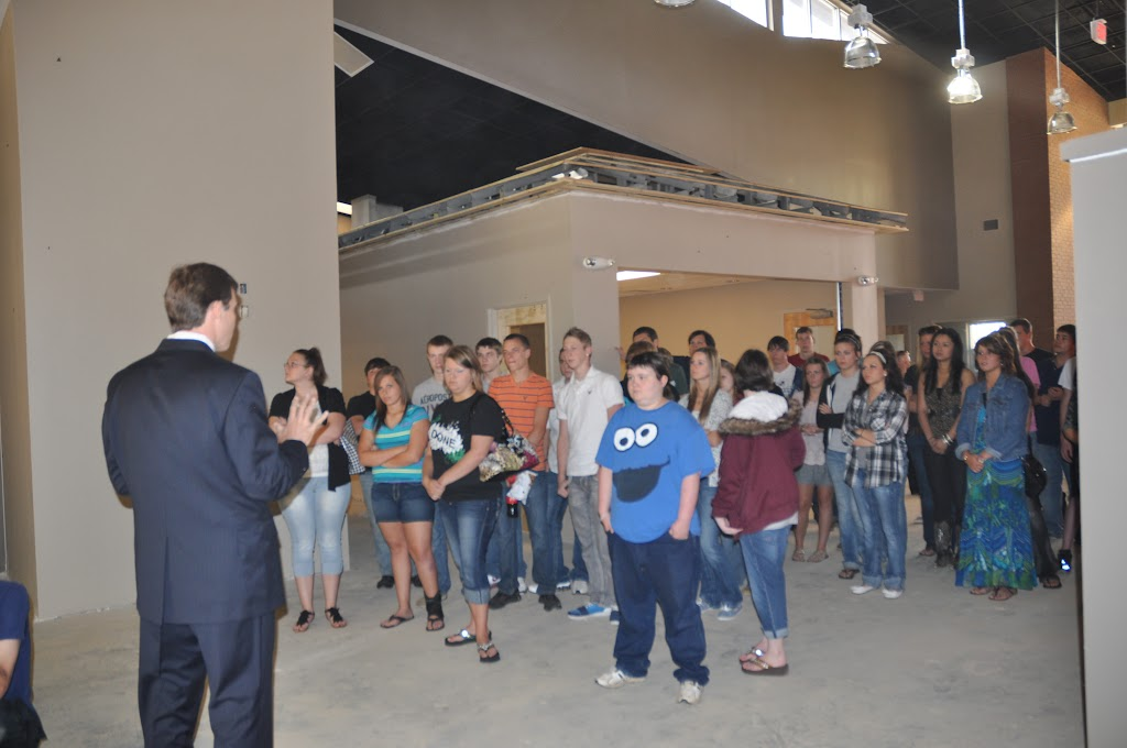 Genoa Central, Fouke, and Arkansas High visit UACCH-Texarkana - DSC_0022.JPG