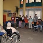Návštěva v domově důchodců (prosinec 2010)