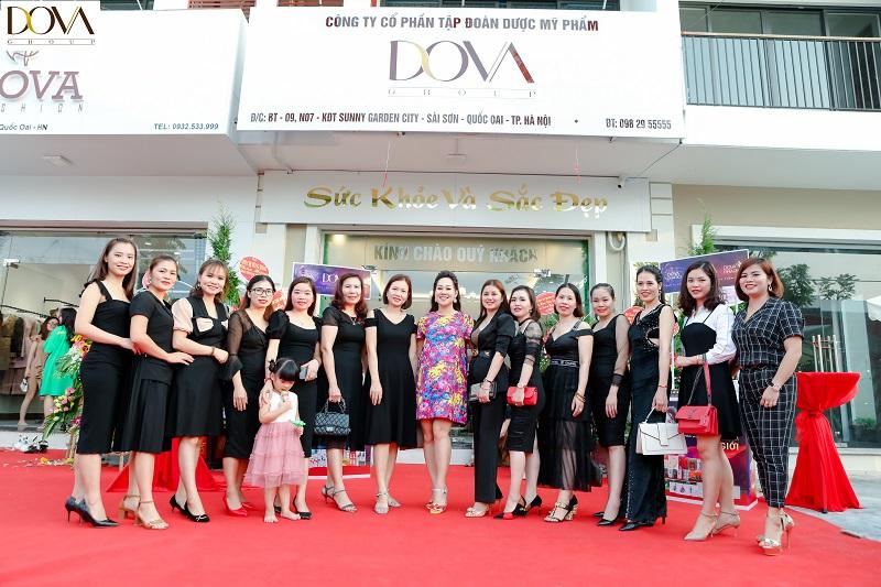 Tập Đoàn Dova khai trương trụ sở mới - Bước phát triển ấn tượng tại Hà Nội - Ảnh 1