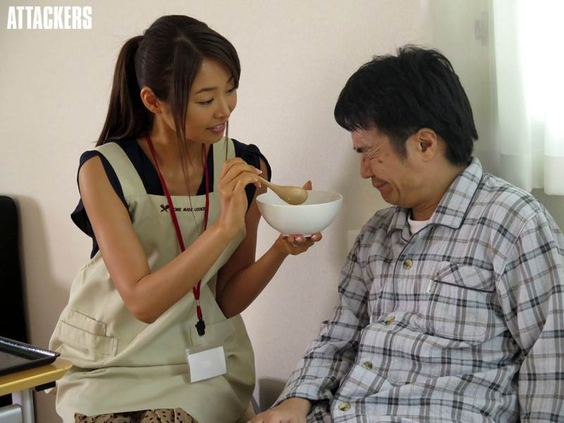 ADN-087 The Beautiful Homehelper's Immoral Sex Service