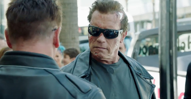 Videos Engraçados do YouTube: Pegadinha do Exterminador Arnold Schwarzenegger