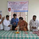 Eye camp & e-kshema @ V V Puram on 08-08-2013