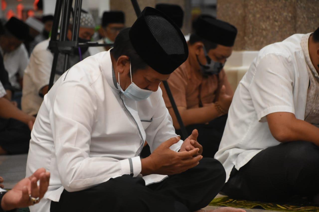 Hadiri Tausyah Tahun Baru Islam 1442 H, Ini Doa dan Harapan Bupati Soppeng