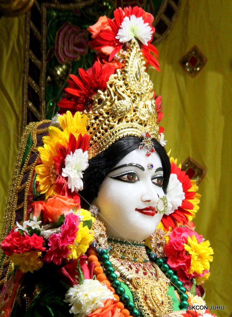 ISKCON Juhu Sringar Deity Darshan on 18th Jan 2017 (11)
