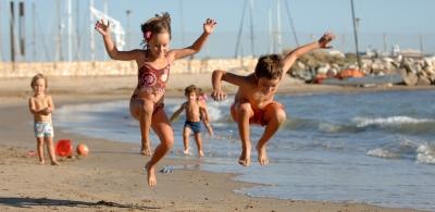 Foto material oficial Costa Daurada Niños