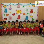 Friendship Day Celebration by Pre Primary Section (2018-19), Witty World, Goregaon East