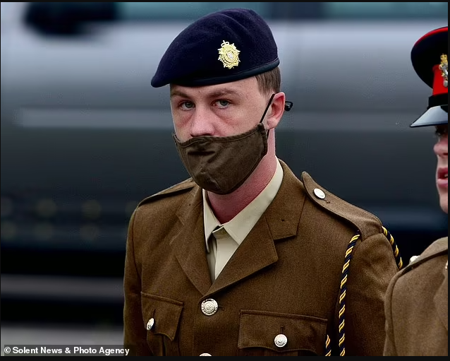 Soldier kicked out of the Army for stealing a colleague's bank card to buy FIFA points for his Xbox