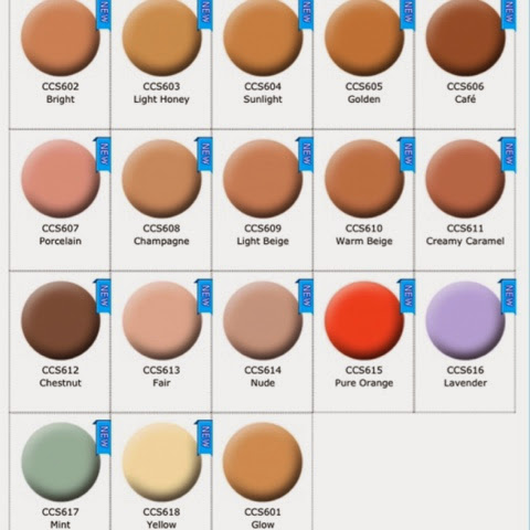 New Fashion Waterproof Liquid Corrector Makeup Perfect Cover Face Whitening Cream Color Concealer Foundation