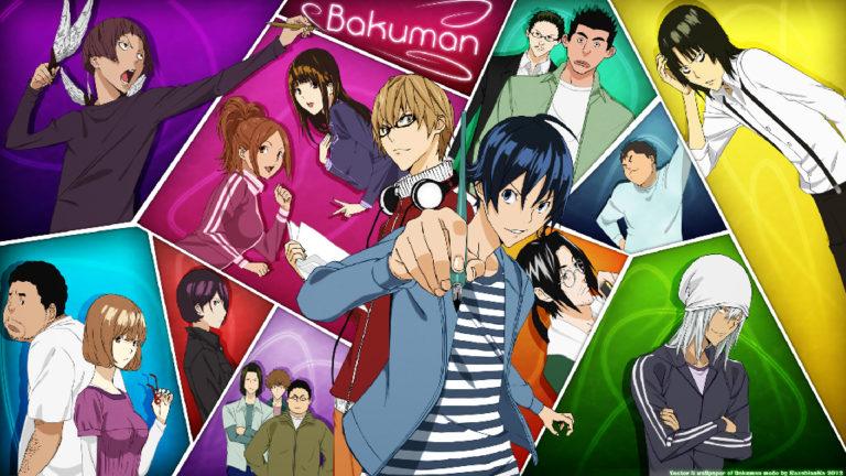 Free Download Bakuman Subtitle Indonesia, Bakuman Sub Indo 1 - 25(END)