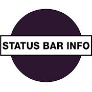 Status Bar Info