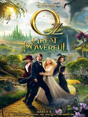 Phim Lạc Vào Xứ Oz Vĩ Đại Và Quyền Năng - Oz The Great And Powerful (2013)