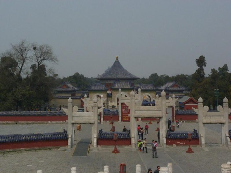 PEKIN Temple Tian tan et une soirée dans les Hutongs - P1260892.JPG