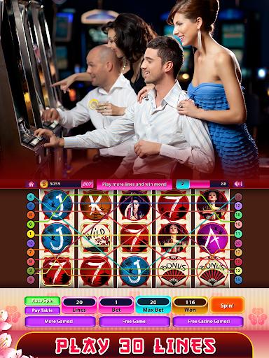Geisha Ninja Slots Free Pokies  screenshots {n} 7