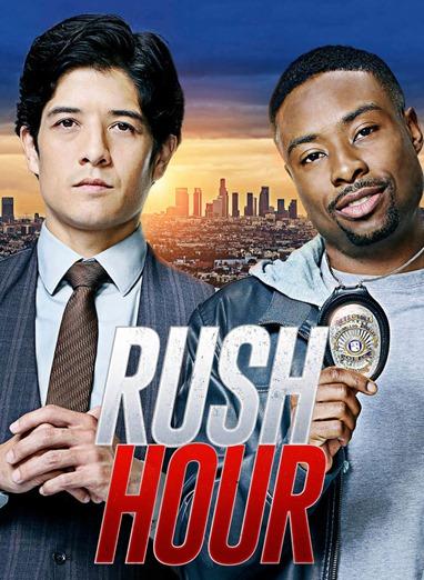 Rush Hour - series sucessos