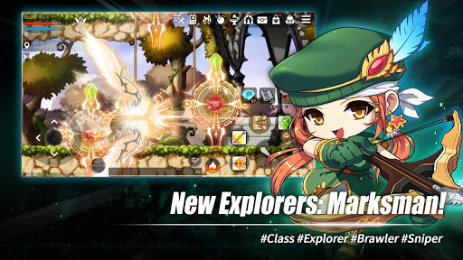 PC u7528 MapleStory M - Open World MMORPG 2