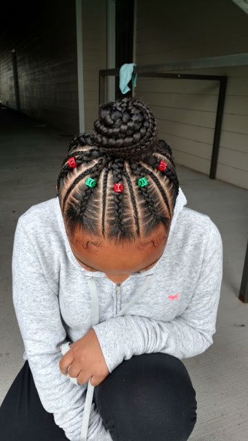 The Best 2019 Braided Hairstyles For Kids Fashionist Now