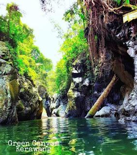 Green canyon kerawang