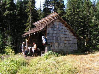 Boulder Shelter