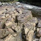 Piedras labradas por el Magdalena