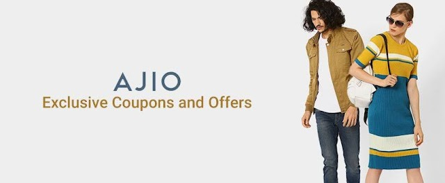 Ajio - Get Rs.500 Off on Purchase of Clothing & Accessories Worth Rs. 1999 or More
