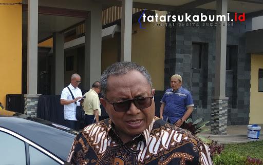 Bupati Sukabumi Marwan Hamami // foto : Rapik Utama