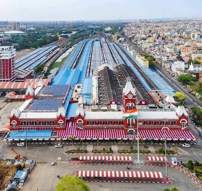 Tapping alternative sources of energy : Southern Railway is on mission mode to becoming energy efficient