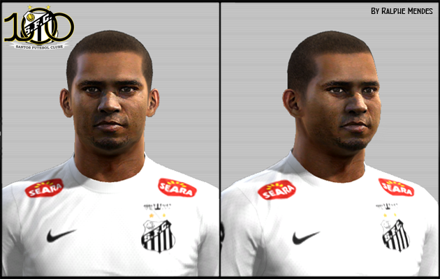 Adriano Face - PES 2012