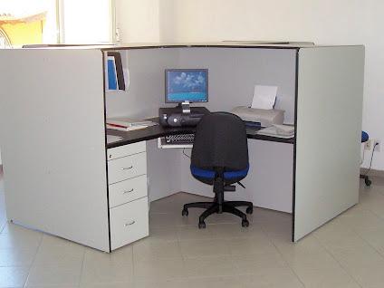 Muebles de oficina muebles de tienda for Muebles de oficina para 4 personas