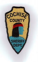 Photo: Cochise County Sheriff, Arizona