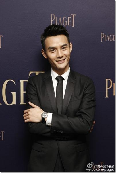 2016.01.12 Wang Kai X PIAGET 王凱 X 伯爵 01