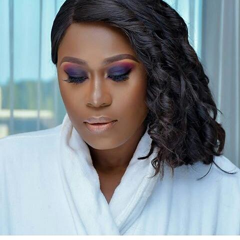 uche Jombo rocks new makeup looks in photoshot