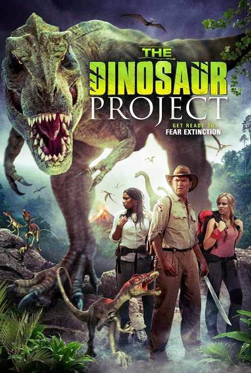 Poster Of The Dinosaur Project (2012) Full Movie Hindi Dubbed Free Download Watch Online At Alldownloads4u.Com