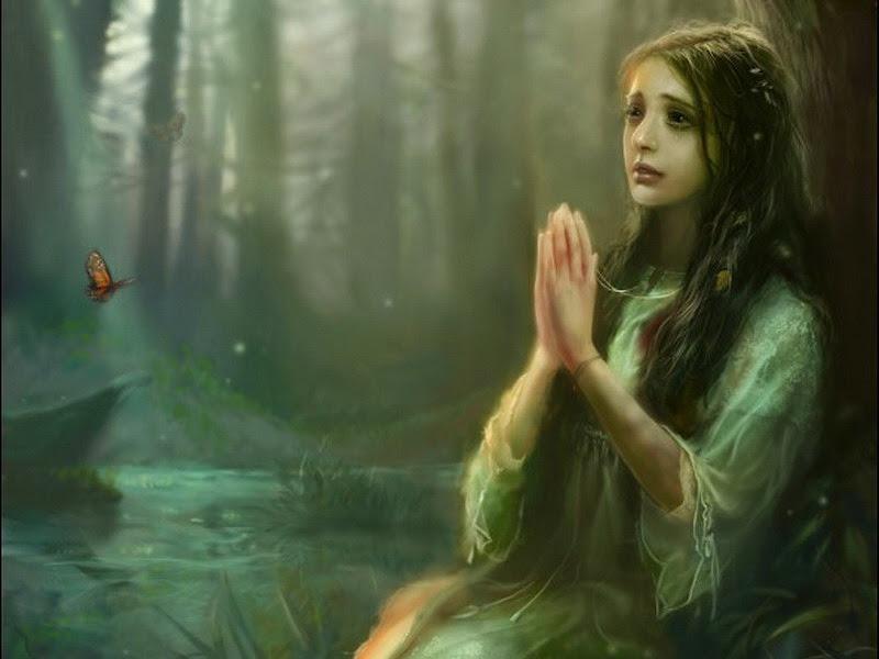 She Prays For Salvation, Fairies 1